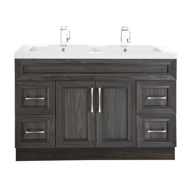 Classic 48 Double Vanity Set by Cutler Kitchen & Bath