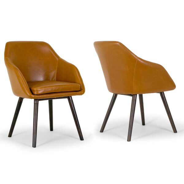 Review Neihoff Upholstered Dining Chair (Set Of 2)