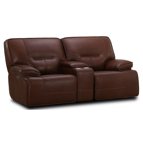 Savion Reclining Loveseat by Red Barrel Studio