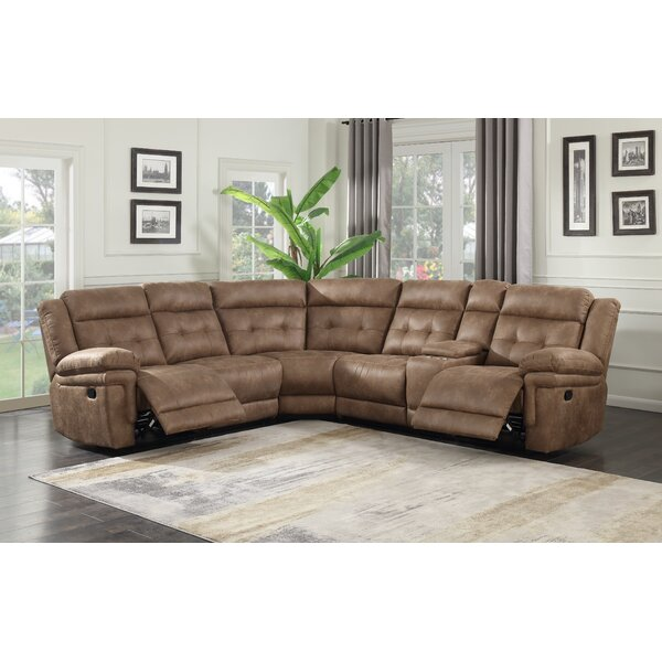 Rancourt Symmetrical Reclining Sectional