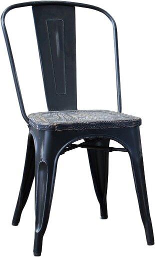 Wholesale Interiors Baxton Studio Bistro Side Chair U0026 Reviews | Wayfair