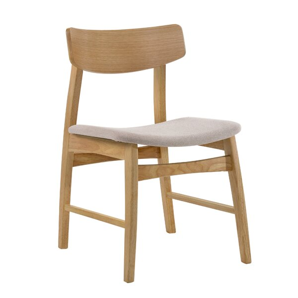 Booze Upholstered Dining Chair (Set of 2) by George Oliver