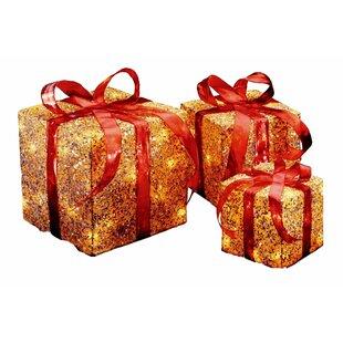 Christmas Present Decoration.Outdoor Christmas Gift Boxes Wayfair