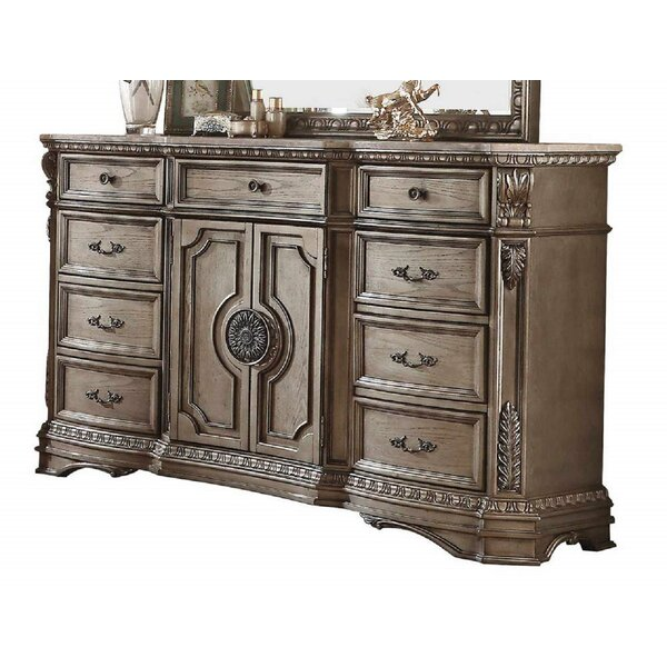 Carranza 9 Drawer Combo Dresser By Astoria Grand by Astoria Grand Best Design