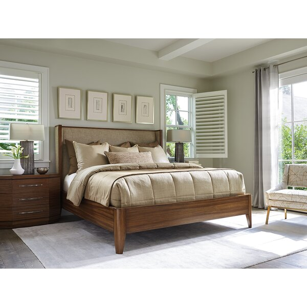 Kitano Mirah Upholstered Panel Configurable Bedroom Set by Lexington