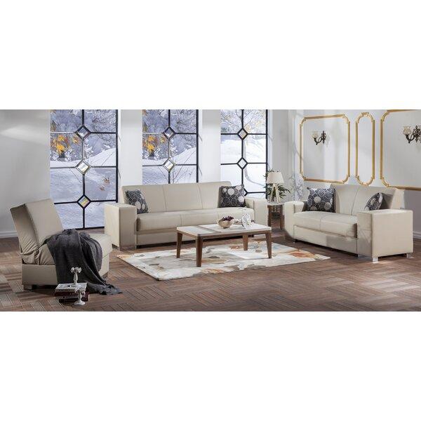 Pulteney 2 Piece Living Room Set By Orren Ellis