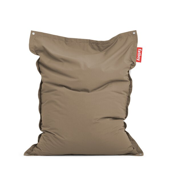 Original Floatzac Large Sunbrella® Outdoor Friendly Bean Bag Lounger By Fatboy