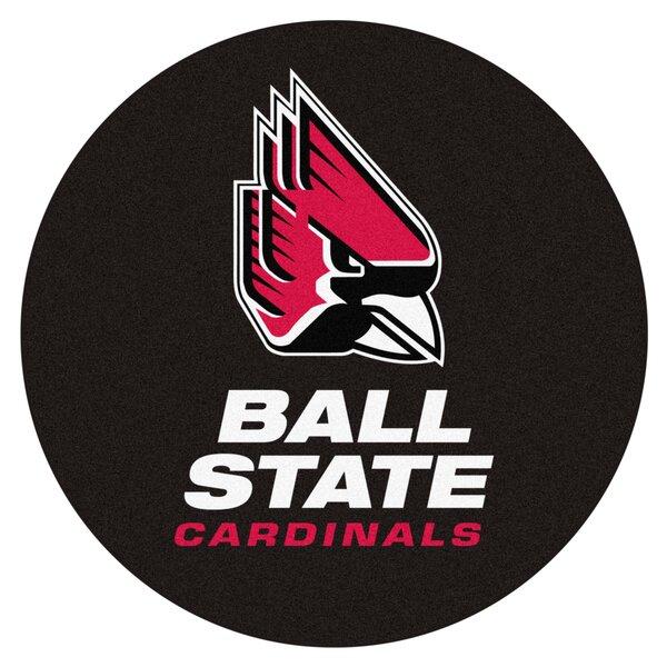 Ball State University 27 in. x 27 in. Non-Slip Indoor Only Door Mat