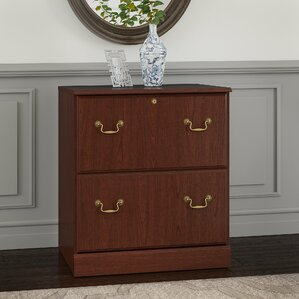 Lateral Filing Cabinets Youll Love Wayfair - Teak filing cabinet