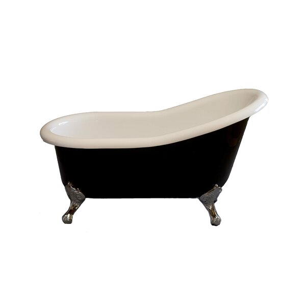 Tuxedo 60 x 32 Soaking Bathtub by Strom Plumbing by Sign of the Crab