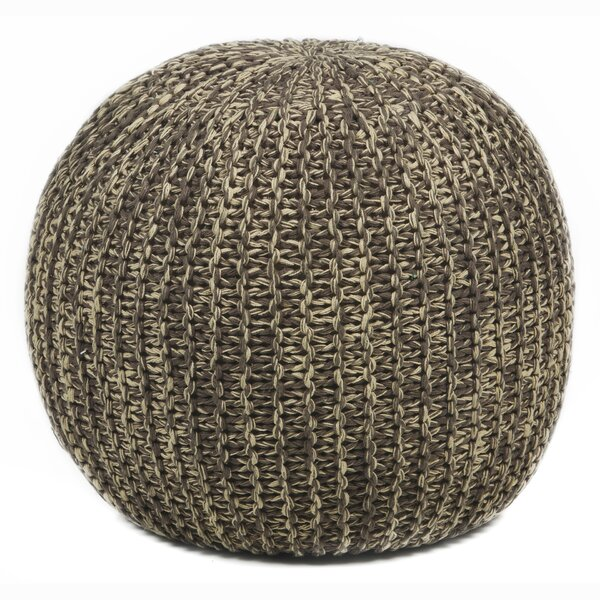 Drummond Pouf by Union Rustic