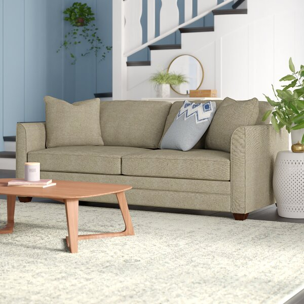New High-quality Caitlynn Innerspring Sleeper Sofa by Mistana by Mistana