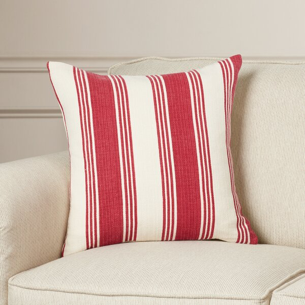 Fagan Cotton Throw Pillow by Darby Home Co