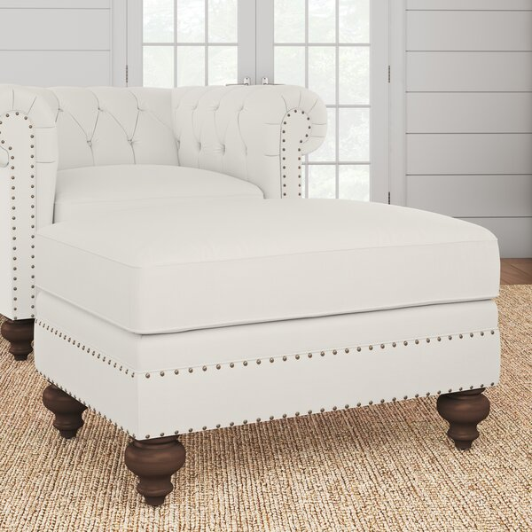 Mishti Ottoman by Darby Home Co