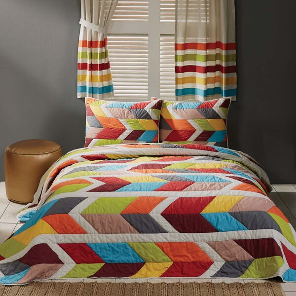 Costilla Quilt Set by Wrought Studio