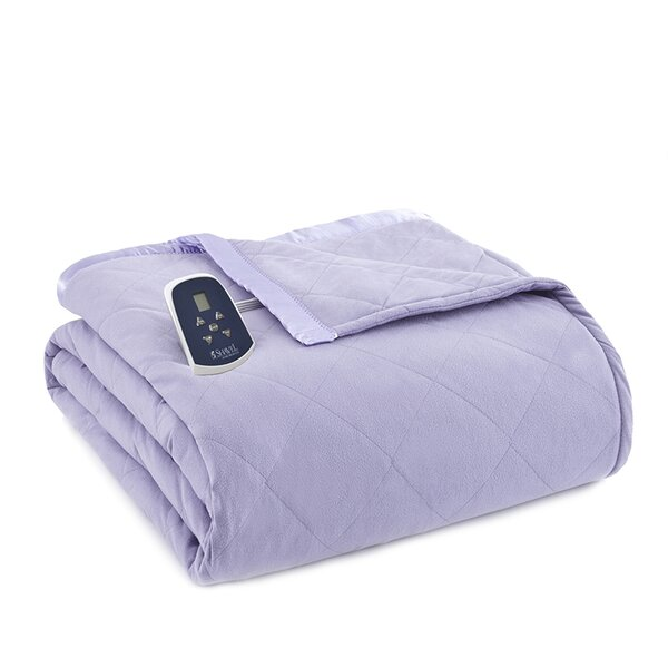 Galena 3 Piece Heated Comforter Blanket by Andover Mills