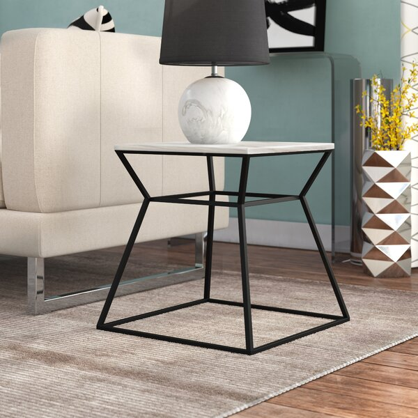 Fern End Table by Wade Logan