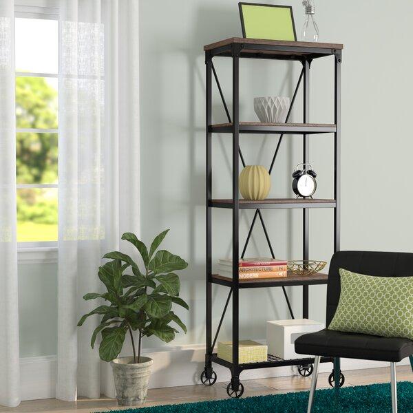 Corvus Etagere Bookcase by Mercury Row