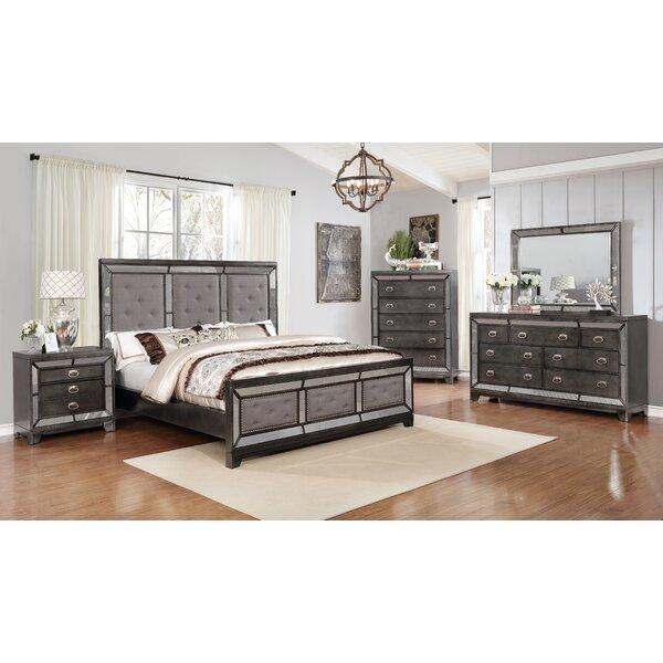 Alois Standard 5 Piece Bedroom Set by Everly Quinn Everly Quinn