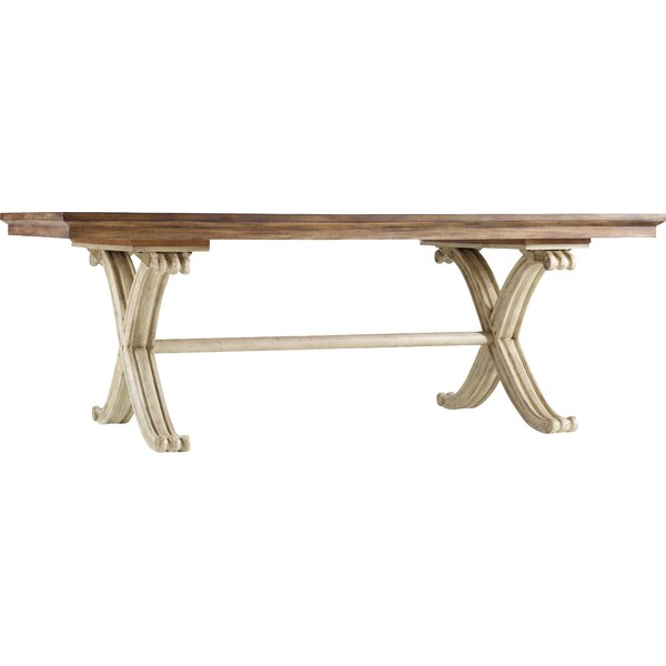Sanctuary Dining Table by Hooker Furniture Hooker Furniture