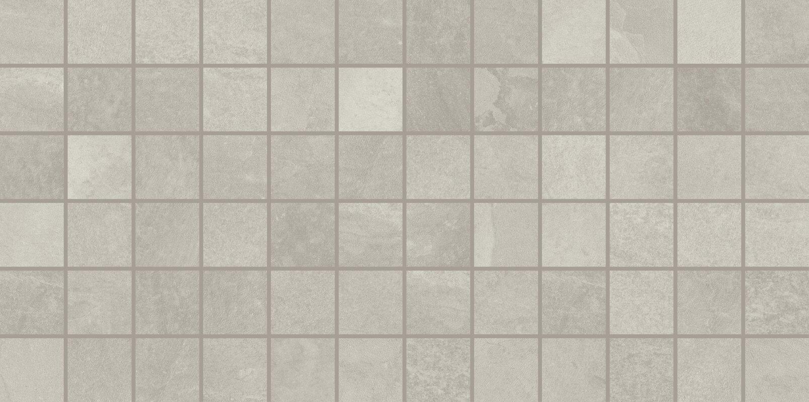 Daltile slate attache 12 x 24 porcelain mosaic tile in meta slate attache 12 x 24 porcelain mosaic tile in meta light gray dailygadgetfo Choice Image