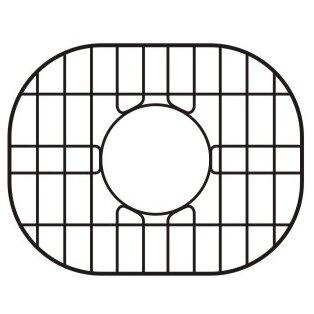 9.25 x 1 Sink Grid by Wells Sinkware
