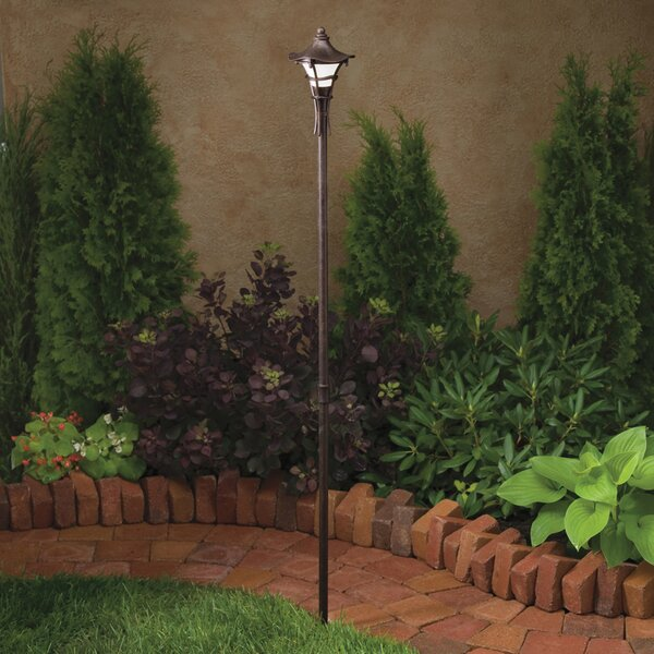 Cotswold 1-Light Pathway Light by Kichler