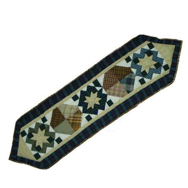 Pioneer Diamond Table Runner by Patch Magic