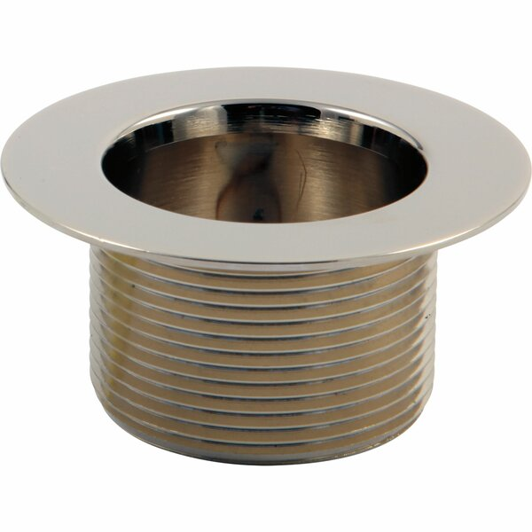 Toe Operated Waste Plug by Delta