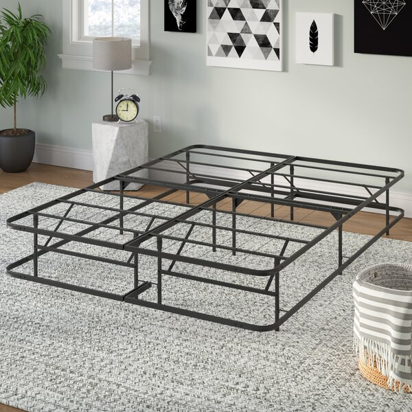 1 Base Foundation Bed Frame by Symple Stuff