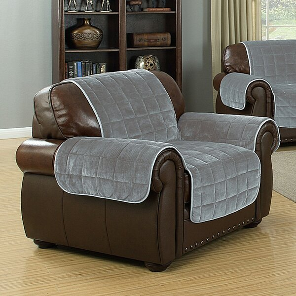 Waterproof Box Cushion Armchair Slipcover By Red Barrel Studio