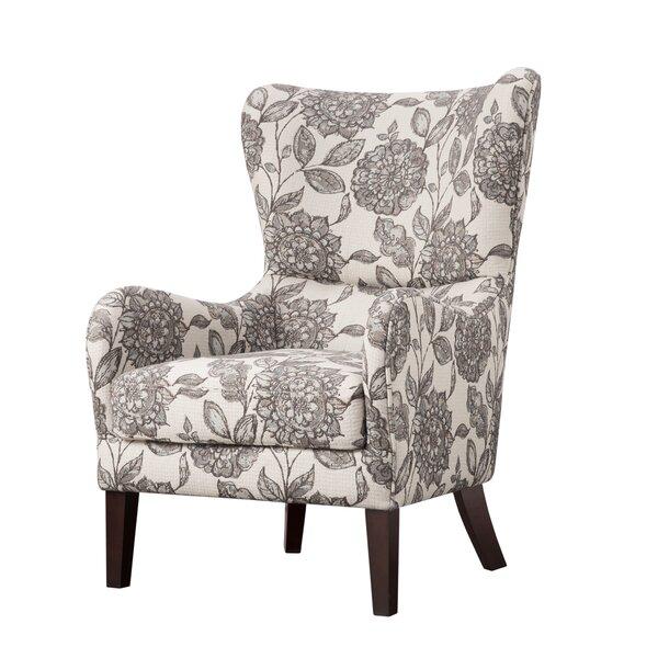grangeville wingback chair reviews joss main