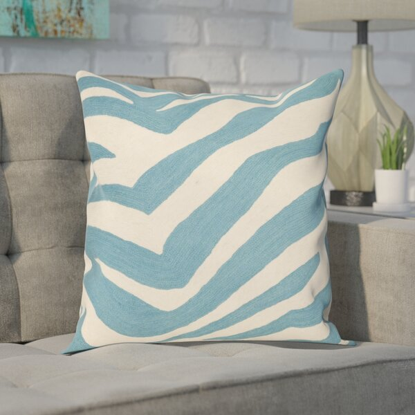 Jourdan Cotton Throw Pillow (Set of 2) by Brayden Studio