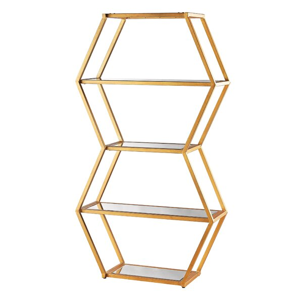 Tryphena Standard Bookcase by Willa Arlo Interiors