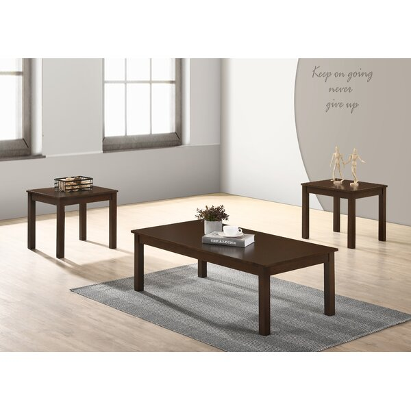 Eastcroft 3 Piece Coffee Table Set by Ebern Designs Ebern Designs