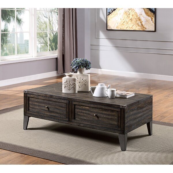 Sorens Lift Top Coffee Table By Gracie Oaks