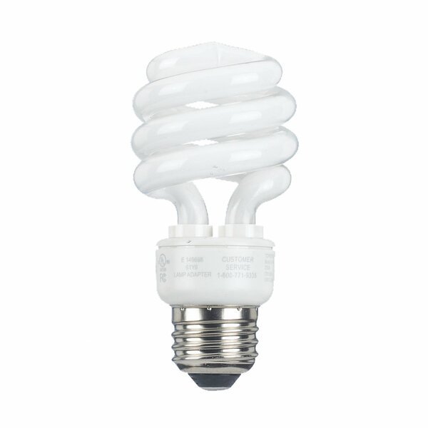 13W E26/Medium (Standard) CFL Light Bulb by Sea Gull Lighting