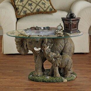 Genial Elephantu0027s Majesty Coffee Table