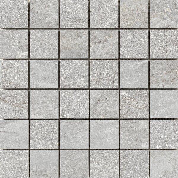 Milestone 2 x 2 Porcelain Mosaic Tile in Moon by Emser Tile