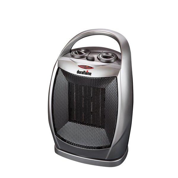 1,500 Watt Portable Electric Fan Compact Heater by Duraflame