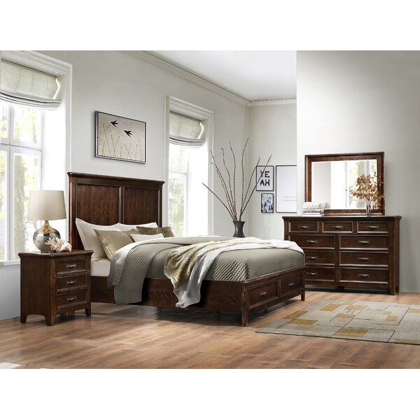 Aala Storage Panel Configurable Bedroom Set by Darby Home Co