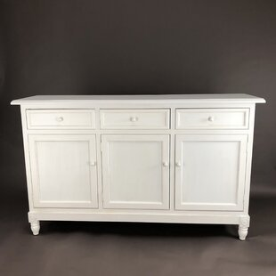 Find a Leonard 3 Drawer 3 Door Accent Cabinet by August Grove