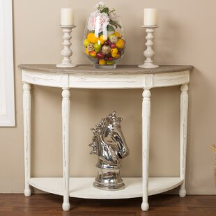 Low priced Westrick Console Table by Ophelia & Co.