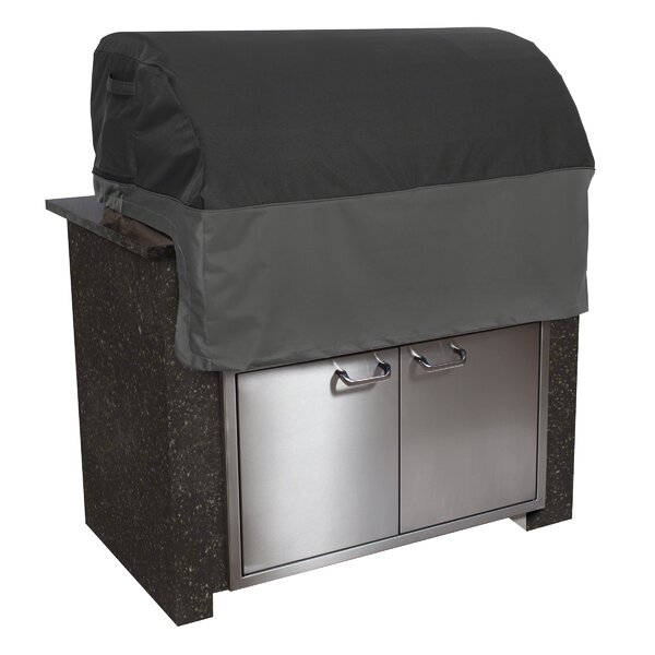 Veranda FadeSafe Built in Patio Grill Top Cover by Classic Accessories