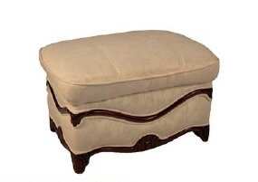 Leather Ottoman By Joseph Louis Home Furnishings