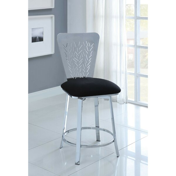 Sickler Counter Height Upholstered Dining Chair (Set of 2) by Orren Ellis