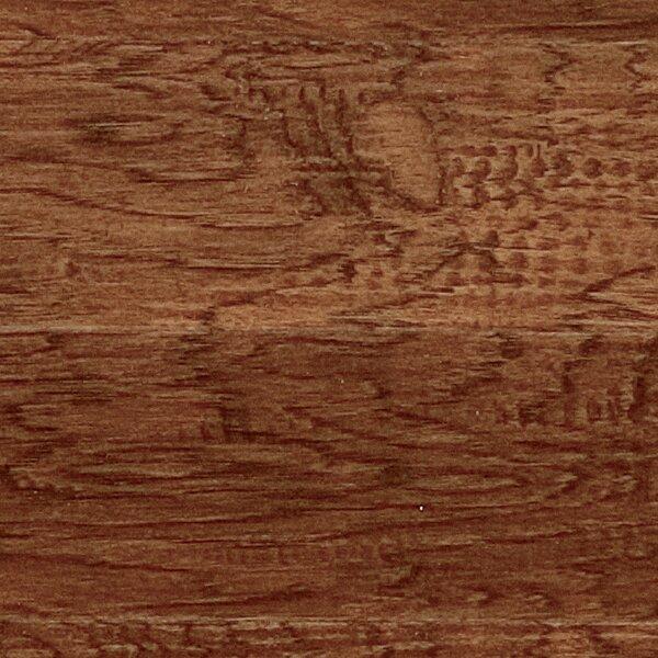 Hickory 5 x 48 x 2mm Luxury Vinyl Plank in Chestnut by Le Dalmar