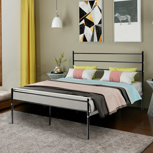 Looking for Ferland Platform Bed Frame By Latitude Run Comparison