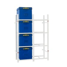 8 Tote Storage System 68 by Bin Warehouse