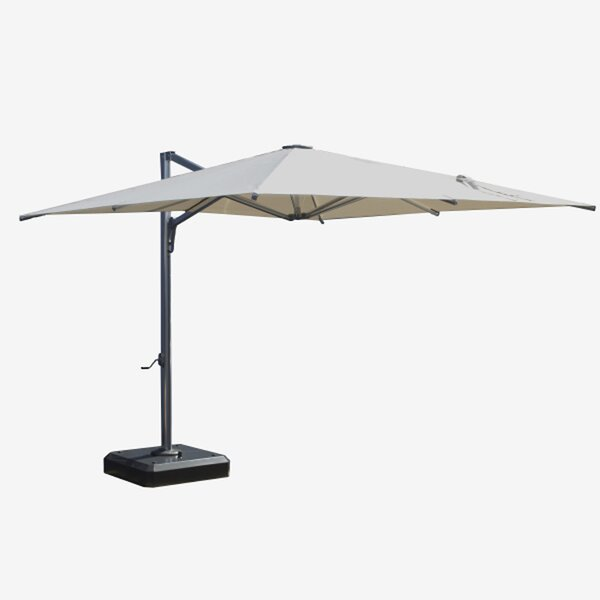 Nassau Square Cantilever Sunbrella Umbrella by Feruci